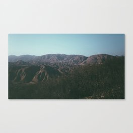 Angels National Forest no.3 Canvas Print