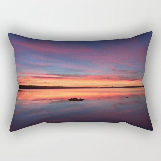 Beatutiful Sunset Rectangular Pillow