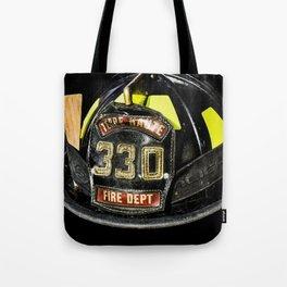 Fireman Hat Tote Bag