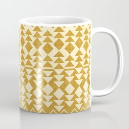 Sollia in Gold Coffee Mug