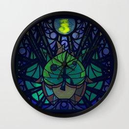 Sage of Wind Wall Clock