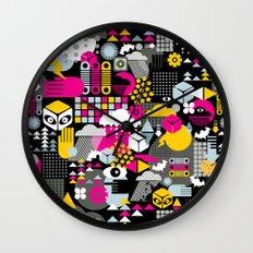 Abstract. Wall Clock