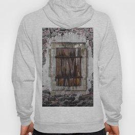 Wooden Window Hoody