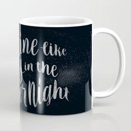 Shine Like Stars - Summer Coffee Mug