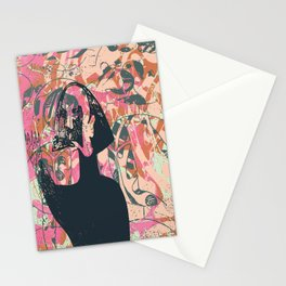 Bye Past Stationery Cards