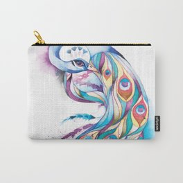 Princess Peacock Carry-All Pouch