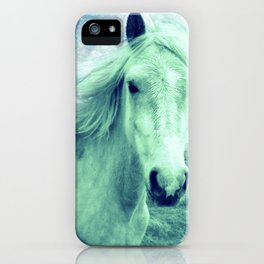 Celestial Dreams Horse iPhone Case