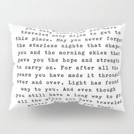Morgan Harper Nichols Pillow Sham