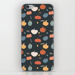 PumpkinPattern iPhone Skin