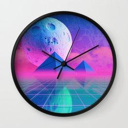 Hitzone '84 Wall Clock