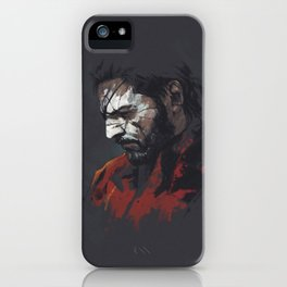 MGSV.Venom Snake iPhone Case