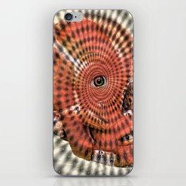 Visionary ˈvɪʒ(ə)n(ə)ri iPhone Skin