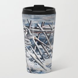 Kukkolaforsen Metal Travel Mug