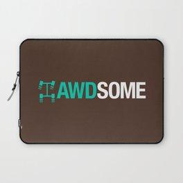 AWDSOME v3 HQvector Laptop Sleeve