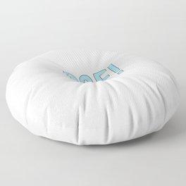 OOF! Floor Pillow