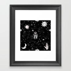 Spiritual Alchemy Framed Art Print