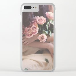 Ode to Ophelia I Clear iPhone Case