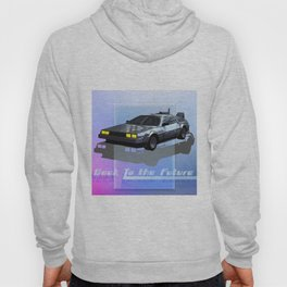 Back to the Future Hoody