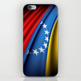 Flag of Venezuela iPhone Skin