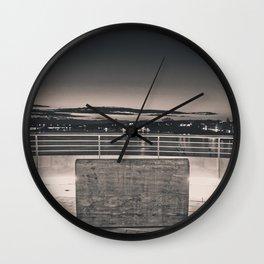 Landscape Otranto Skyline view - Italy Photography Wall Clock