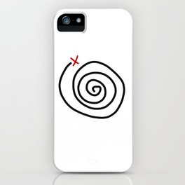 Life is strange rewind iPhone Case