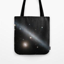 Dwarf Galaxy UGC 1281 Tote Bag