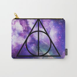 Deathly Hallows Galaxy Carry-All Pouch