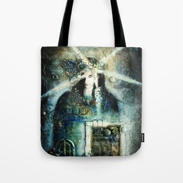 Inviting the Wind Tote Bag