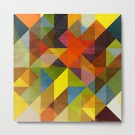 Mosaico 175 Metal Print