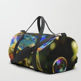 Bubbles | Bulles Duffle Bag