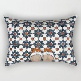 Art Beneath Our Feet - Joo Chiat Rectangular Pillow