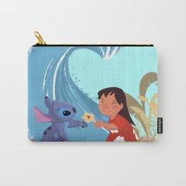 Lilo & Stitch Carry-All Pouch