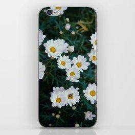 FLOWER SPACE iPhone Skin
