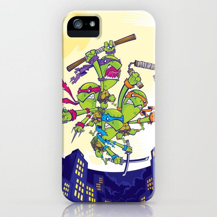 COWABUNGA! iPhone Case