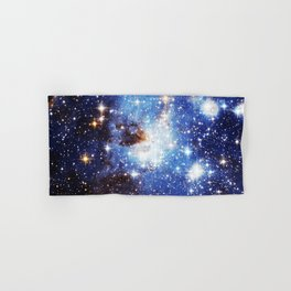 Blue Galaxy Hand & Bath Towel