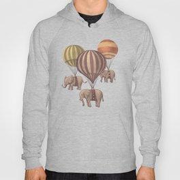 Flight of the Elephants  Hoody