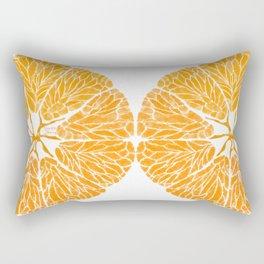 Orange you glad . . . Rectangular Pillow