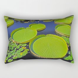 Water Platters Rectangular Pillow