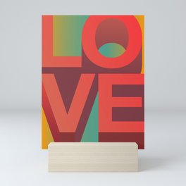 Love01 Mini Art Print