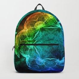 Evolution in abstract Backpack