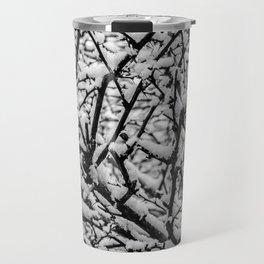 Cotton Snow Travel Mug