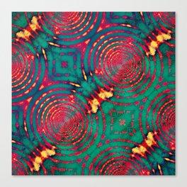 Imprints Canvas Print