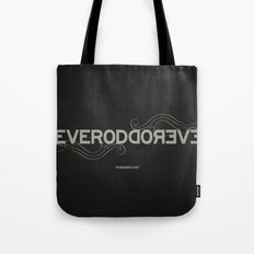 Palindrome: Never Odd... Tote Bag