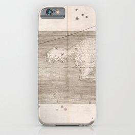 Johann Bayer - Uranometria / Measuring the Heavens (1661) - 20 Aries iPhone Case