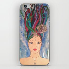 Daughter of the Deep iPhone Skin