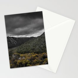 Storm over Cradle Mountain Stationery Cards
