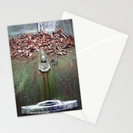 See The USA In Your Chevrolet Stationery Cards