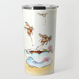 Honey from the Bees Travel Mug