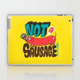 Not a Sausage Laptop & iPad Skin