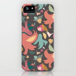 The powerful spring is coming iPhone Case